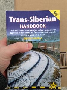 Trailblazerin Trans-Siberian Handbook